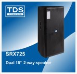 Système d'enceintes Surround (SXR725) avec 99db sensibilité