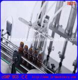 シロップのGMPの証明書との液体の満ちるシーリングキャッピング機械大会