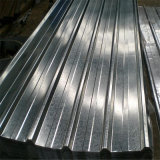 La couleur a enduit les tuiles de toit en acier galvanisées de tuiles de toit