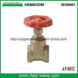 Usinagem de precisão forja válvula gaveta de latão (AV4032)