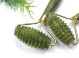 Masaje chino del rodillo del jade del surtidor para la belleza facial