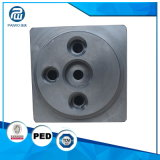 Kundenspezifischer 20crmo geschmiedeter Hydrozylinder-Block