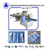 Machine remplissante de formation horizontale de module de cachetage