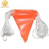 Bunting van de Veiligheid van de driehoek de Duurzame Douane die van de Vlag Waterdichte Bunting Vlaggen afdrukken