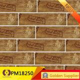 800*150のmmの昇進の木の穀物のタイルの陶磁器の艶をかけられた床タイル(CL8-52)