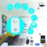 Американский стандартный пульт ДУ WiFi мини-Smart Socket