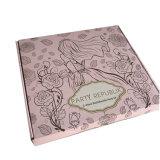 Оптовая торговля высокое качество розового цвета бумаги подарочная упаковка для группы