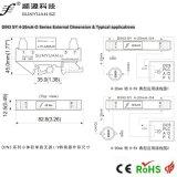Два провода датчика пассивный/петлю на базе 4-20 ма на напряжение сигнала I/V каталитического нейтрализатора