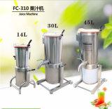 14L 30L 45L Légumes Fruits Blender du hacheur de paille