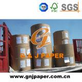 60 gramos 70gramos 80g/m² papel offset sin recubrir con el molinete embalaje
