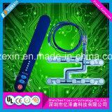 Interruptor de Membrana flexível de fábrica o conjunto PCB na placa de circuito impresso PCB em Face dupla