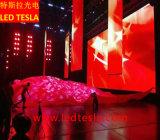 Location de l'intérieur de la publicité pleine couleur Affichage LED avec panneau P4.81