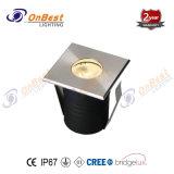 地下IP67のためのWallwasher調節可能な軽い9W LEDライト