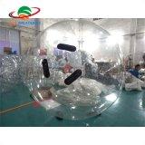 Promotie Transparante Ballon, de Opblaasbare Ballon van het Honkbal