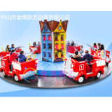 2018 Nuevo Diseño profesional de Playground Parque de Atracciones Atracciones la extinción de incendios la batalla de venta