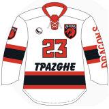 Divertente 4xl Hockey Jerseys Sublimated Design