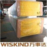 SGS энергосберегающая минеральной ваты панели для строительства стены крыши