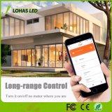Lohas LED intelligente Glühlampe der Birnen-RGB+W E12 5W Dimmable LED kompatibel mit Alexa und Google Assistenten