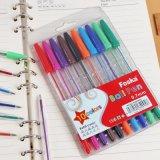 良質カラーインクSchool&Officeの球ペン