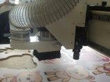 Doppia tagliatrice della scheda del PVC di profilo della lamierina di CNC
