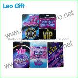Evento VIP personalizado crachá laminado Cartão ID