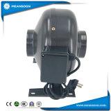 4 polegadas do ventilador em hidroponia ventilação