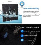 P6 SMD Affichage vidéo extérieur fixe pour la publicité du projet d'entreprise de haute qualité