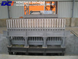 Bloco de gesso de construção da linha de produção com preço moderado