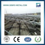 Montage du module solaire en acier galvanisé de solution pour l'énergie solaire