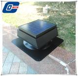 Ventilador de techo solar de 9pulgadas alumbre Fade, ventilador de Energía Solar con material de acero