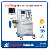 A máquina de anestesia médicos equipamentos de UTI com ventilador com marcação, Jinling-850