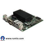 Runtio 간이 건축물 Intel®  Baytrail Celeron®  J1900/1800 CPU 마더 보드