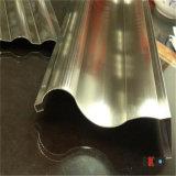 """Scanalatura a """"u"""" materiale del blocco per grafici della sezione dell'acciaio inossidabile dello specchio di Buliding"""