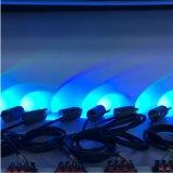 3W IP67 RGB LED 지하 반점 빛