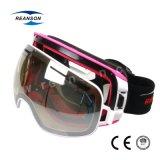 Auswechselbares Objektiv-erwachsene Ski-Schutzbrillen