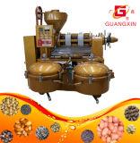 Máquina de extração combinada de venda quente do petróleo de semente de algodão Yzlxq120