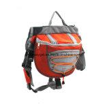 Pet Dog Backpack Transporteur Voyage réglable Saddlebag Rucksack pour Medium & Grands Chiens Randonnée Camping Pet Outdoor formation accessoire étanche