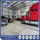 Garage automatico d'acciaio/Wokshop dell'automobile del metallo prefabbricato chiaro da vendere
