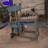Verwendeter kupferner schmelzender Mittelfrequenzinduktionsofen für Großverkauf
