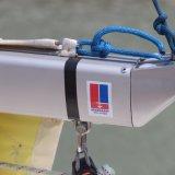 スポーツのKeelboatのヨットのBowspritが付いている開いたトランサムカーボンマスト