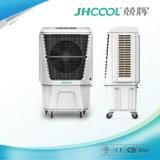 Пластичный передвижной кондиционер с внутренностью воздушного охладителя мотора используемой вентилятором/снаружи