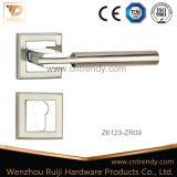 Цинкового сплава ручки защелки двери для входа в зал, ванная комната (Z6123-ZR09)