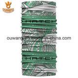 Bandana variopinto multifunzionale su ordinazione Headwear di stampa di Fashiona di vendita calda