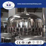 25000bph máquina de llenado de agua de botella con Siemens PLC y dos piezas de construcción