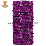 Fashion Magic foulard polyester transparente Bandanas coiffure