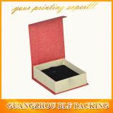 Rectángulo de regalo de la cartulina del reloj con la tapa