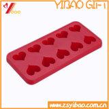 Dienblad het Van uitstekende kwaliteit van het Ijsblokje van het Silicone van het keukengerei (x-y-u-58)