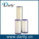 Polipropileno de alta calidad del cartucho de filtro de pliegues fabricado en China