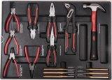 La meilleure trousse d'outils lourde de vente de chariot à 6 tiroirs (FY249A1)