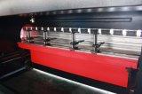 Presionar la dobladora plateada de metal de acero hidráulica del CNC del freno Wc67y